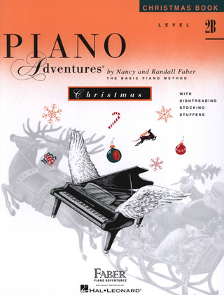 Piano Adventures 2B – Christmas