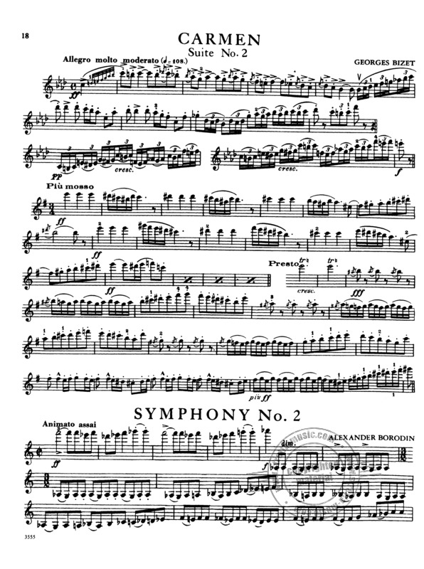 Orchestral Excerpts 2 (2)