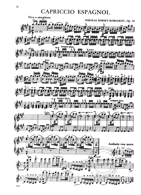 Orchestral Excerpts 2 (4)