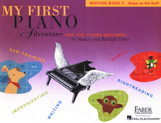 Randall Faber et al.: My First Piano Adventure - Writing Book C
