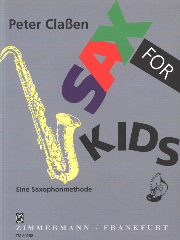 Classen Peter: Sax for Kids