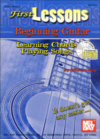 William Bay: First Lessons - Beginning Guitar