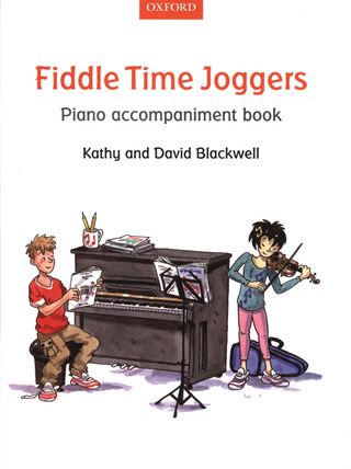 David Blackwell et al.: Fiddle Time Joggers 1