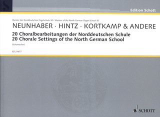 Andreas Neunhaber et al.: 20 Choral Settings of the North German School