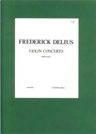 Frederick Delius: Concerto for Violin and Orchestra