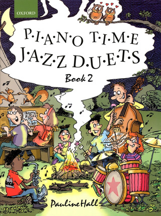 Piano Time Jazz Duets