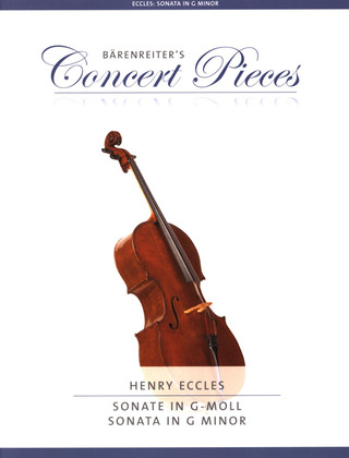 Henry Eccles: Sonate g-Moll