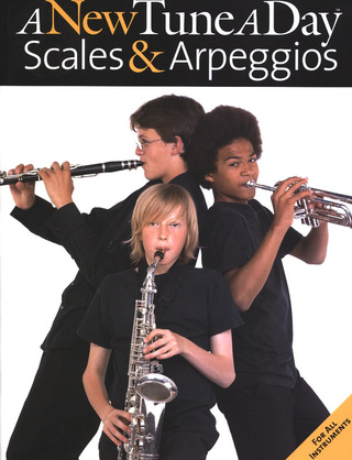 A New Tune A Day: Scales & Arpeggios All Inst Book