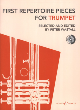Peter Wastall: First Repertoire Pieces