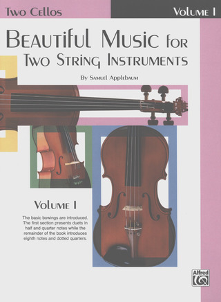 Beautiful Music for Two String Instruments 1