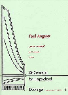 Paul Angerer: Una Mesata (1953/1985)