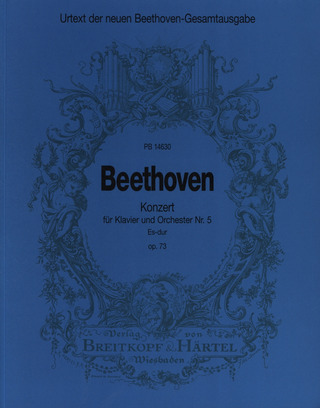 Ludwig van Beethoven: Piano Concerto No. 5 in Eb major op. 73