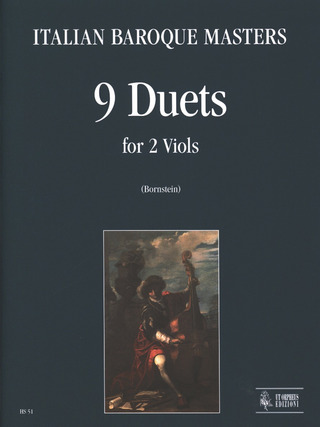 9 Duets for 2 Viols