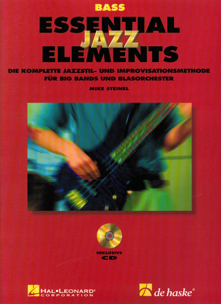 Mike Steinel: Essential Jazz Elements