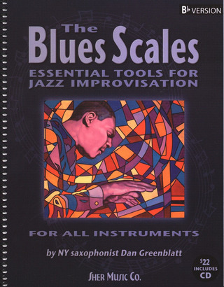 Greenblatt Dan: The Blues Scales - Essential Tools