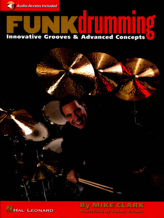 Mike Clark: Funk Drumming