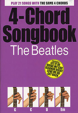 The Beatles: 4-Chord Songbook: The Beatles