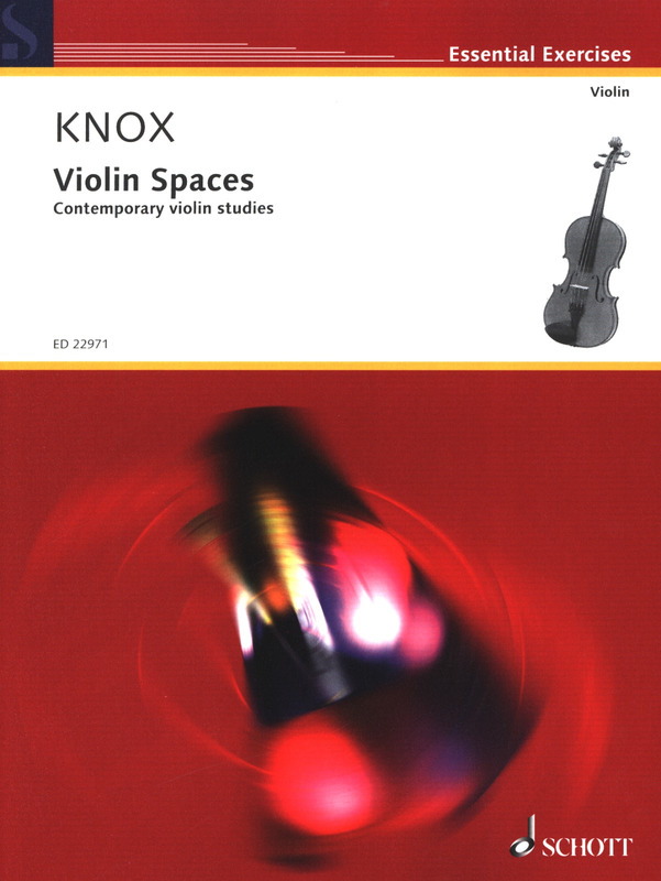 Garth Knox: Violin Spaces