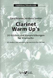 Roemer Gerd + Seelos Ambros: Clarinet Warm Up's
