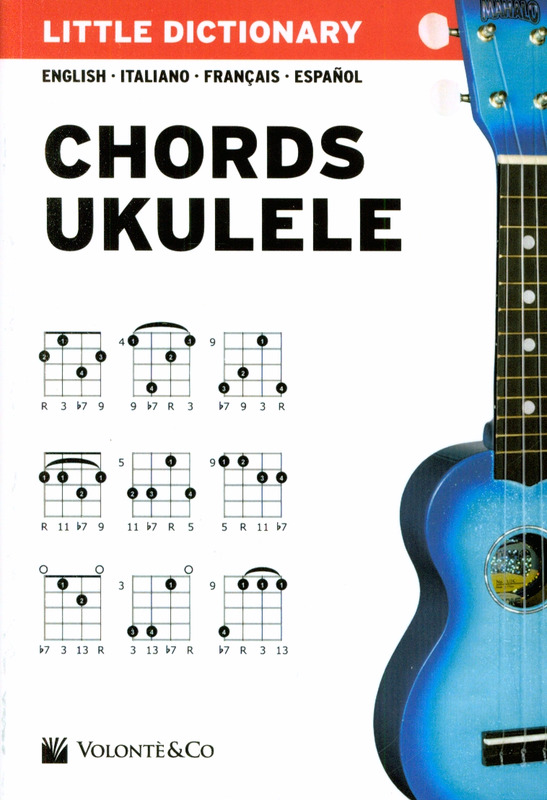 Pierluigi Bontempi: Chords Ukulele