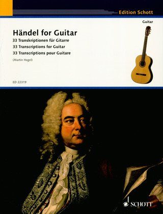 George Frideric Handel: Händel for Guitar