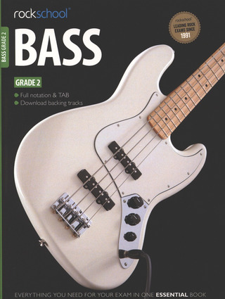 Rockschool Bass 2