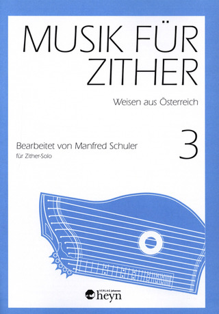 Manfred Schuler: Musik Fuer Zither 3