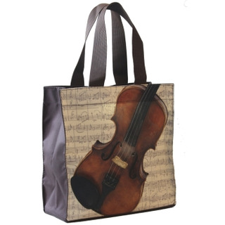 Shopping Bag Violin