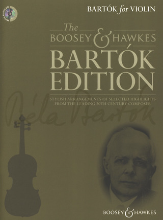 Béla Bartók: Bartók for Violin