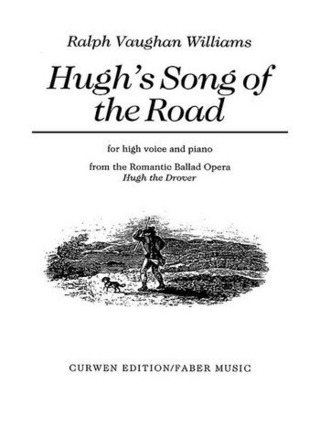 Ralph Vaughan Williams: Vaughan Williams Hugh's Song Of The Road High Voice/Pf