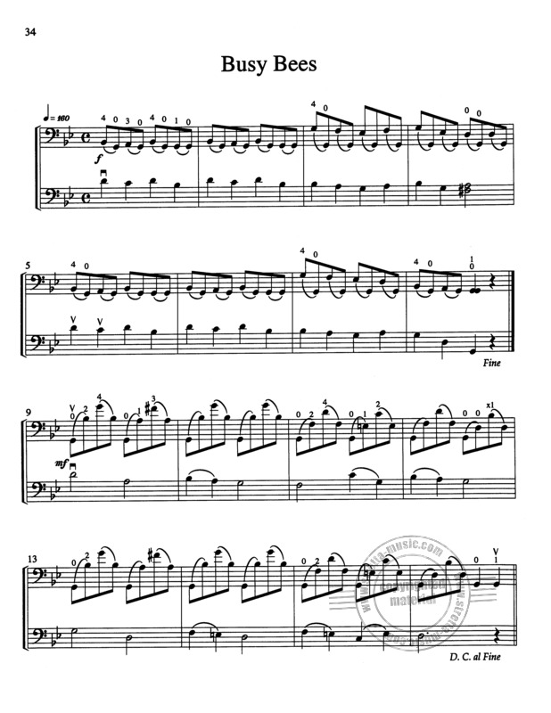 Rick Mooney: Position Pieces for Cello 1 (4)