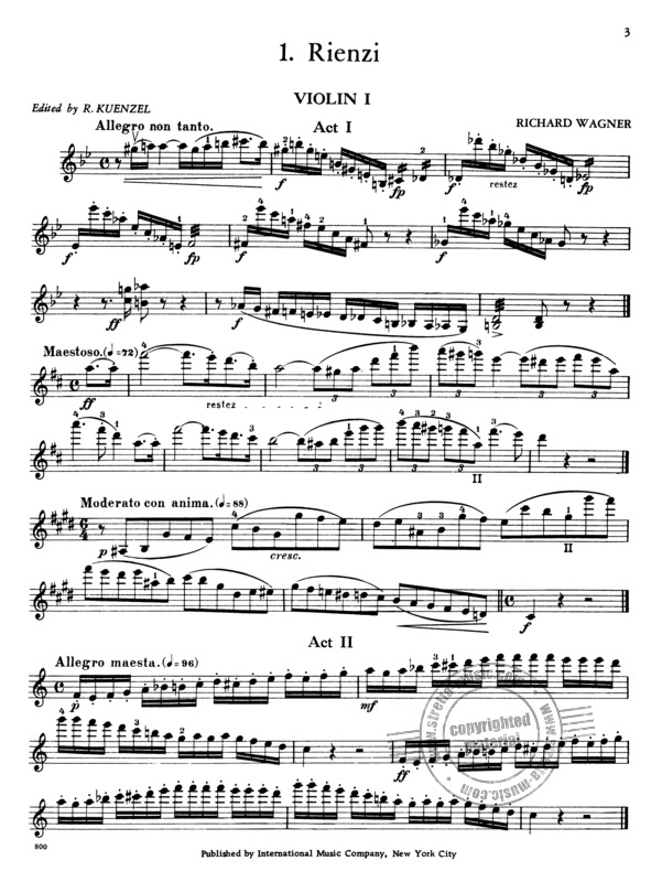 Richard Wagner: Orchestral Excerpts 1 (1)
