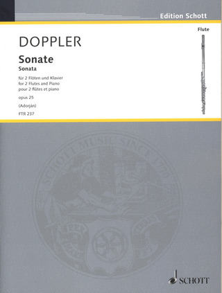 Franz Doppler: Sonate op. 25