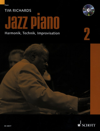 Tim Richards: Jazz Piano 2