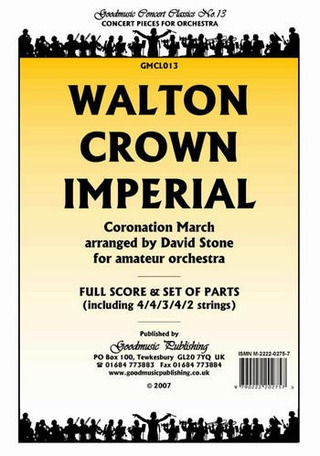 William Walton: Walton William Crown Imperial