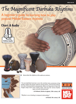 The Magnificent Darbuka Rhythms