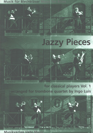 Luis Ingo: 3 Jazzy Pieces Vol 1
