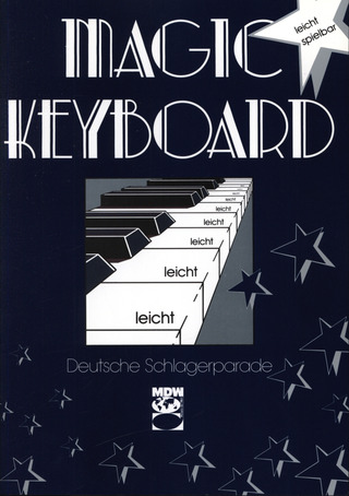 Magic Keyboard - Deutsche Schlagerparade