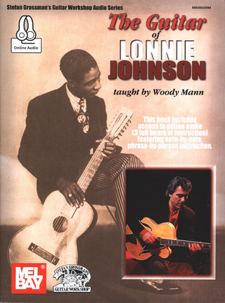 Woody Mann: Guitar of Lonnie Johnson