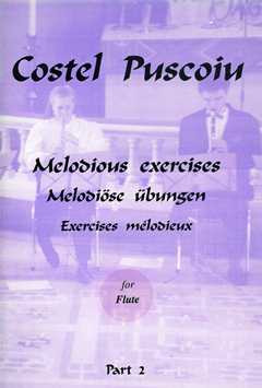 Costel Puscoiu: Melodious Exercises 2