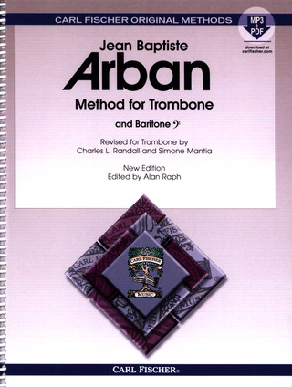 Jean-Baptiste Arban: Famous Method For Trombone - Platinum Edition