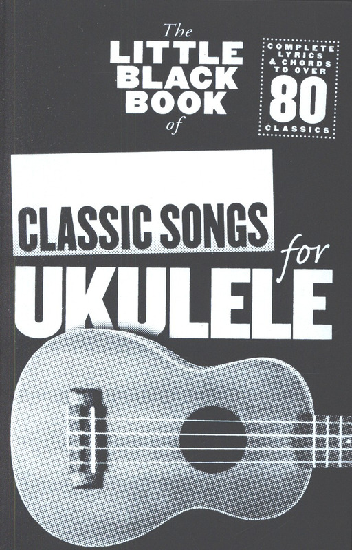 The little black book of classic songs