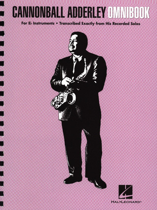 "Julian ""Cannonball"" Adderley: Omnibook"