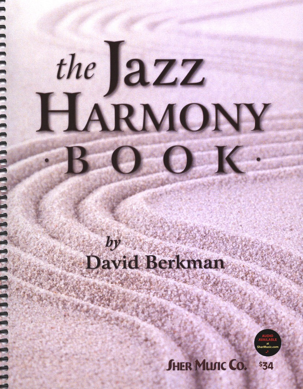 David Berkman: The Jazz Harmony Book