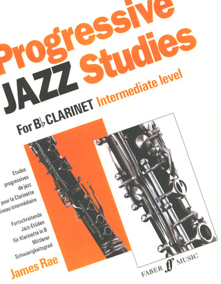 James Rae: Progressive Jazz Studies - Intermediate Level