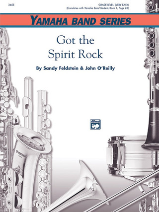 Sandy Feldstein et al.: Got the Spirit Rock