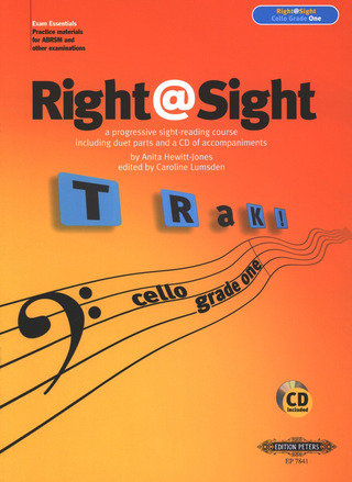 Right@Sight: Violoncello 1