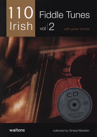 110 Irish Fiddle Tunes 2