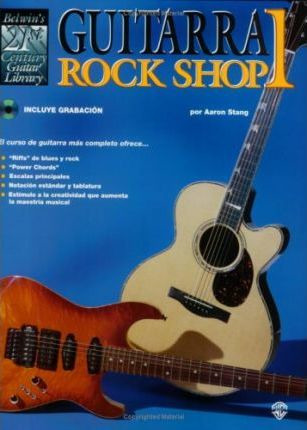 Stang Aaron: Guitarra rock shop 1