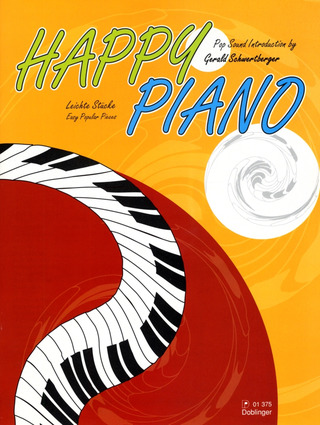 Gerald Schwertberger: Happy Piano